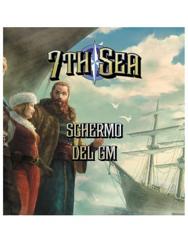 7th Sea - Schermo del GM